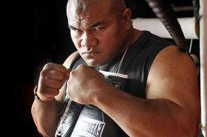 David Tua. Photo / Kenny Rodger