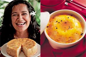 Kelara Vusoniwailala's Mango Pudding. Photo / Shiri Ram