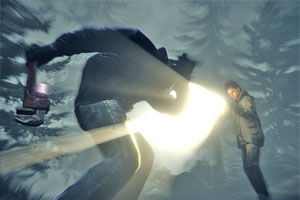 Gamemaker Matias Myllyrine says Alan Wake has a smart story that gives reason to its frights. Photo / Supplied