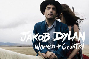 Jakob Dylan, Women and Country. Photo / Supplied