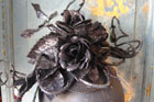 A Natalie Chan headpiece. Photos / Supplied