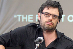 Jemaine Clement is set to play a villain in the next instalment of Men in Black. Photo / Wairarapa Times-Age