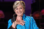 Dame Kiri Te Kanawa said there were few people performing 'glorious, serious, grand opera without microphones'. Photo / Hawke's Bay Today