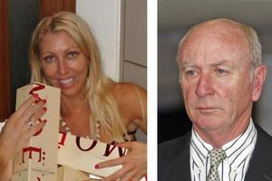 The Serious Fraud Office has laid charges against Rod Petricevic (right) alleging that payments of $1.2 million to a business run by Janita Wright (left) were fraudulent. Photos / Supplied, Sarah Ivey
