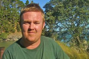 Jon Williams is a conservationist with the Project Kiwi Trust. Photo / Supplied