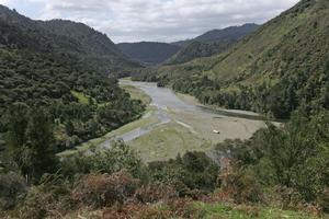 John Key has rejected the idea of Tuhoe getting ownership of Te Urewera National Park. Photo / Alan Gibson