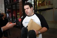 Cameron Slater, known as Whale Oil. Photo / Sarah Ivey