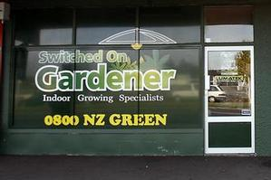 Last month, police raided Switched On Gardener branches throughout New Zealand. Photo / Bay of Plenty Times