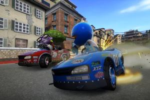 ModNation Racers is the most advanced and creative kart racing game available.