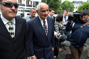 Arthur Allan Thomas has supported defendants in other controversial cases such as David Bain's. Photo / Simon Baker