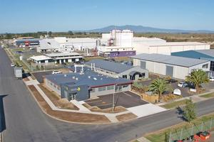 Hill Laboratories has signed a new four-year lease with rights of renewal. Photo / Supplied