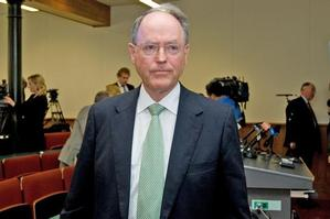 Don Brash has replaced Peter Huljich as managing director of Huljich Wealth Management. Photo / Mark Mitchell