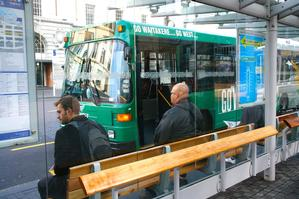 Buses will be replacing trains over Queen's Birthday weekend. Photo / APN