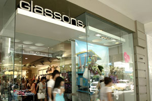 A former manager of Glassons was recently quoted saying staff at the fashion chain feel like they have to wear the company's clothing. Photo / Herald on Sunday