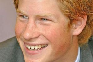 The crowned king of cool, Prince Harry. Photo / Supplied