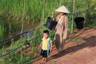 Laos' Suay people are licensed to take guided tours through the rich Se Pian Biodiversity Area. Photo / Paul Rush