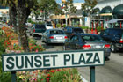 Sunset Plaza on the Sunset Strip. Photo / Supplied