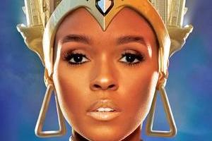 Janelle Monae, The Archandroid. Photo / Supplied