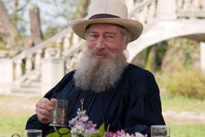 Christopher Plummer as Leo Tolstoy. Photo / Supplied