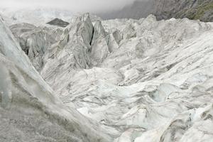 The Franz Josef Glacier. Photo / Joe Powers