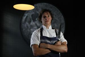 Chef Nick Honeyman. Photo / Steven McNicholl