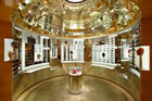 The Louis Vuitton Maison in London is a veritable treasure trove of luxury. Photo / Supplied