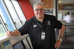 Sir Peter Leitch says a knighthood is pretty special when you're a working-class boy from Newtown. Photo / Dean Purcell