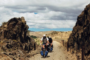 Guide to the Central Otago Rail Trail, by Gerald Cunningham. Photo / Supplied
