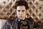 Singer Rufus Wainwright is heading our way in October. Photo / Supplied