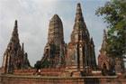 Wat Chawathanaram. Photo / Jill Worrall
