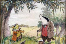 Wind in the Willows. Photo / Supplied