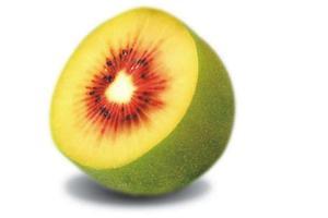 The ENZARed kiwifruit. Photo / Supplied