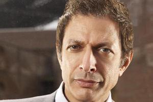 Jeff Goldblum. Photo / Supplied