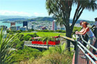 The Cable Car in Wellington. Photo / Supplied