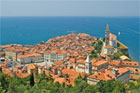 The town of Piran on the Adriatic Sea has Venetian overtones. Photo / Supplied