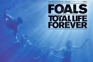 Foals, Total Life Forever. Photo / Supplied