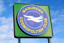 The Manurewa Cosmopolitan Club. Photo / Herald on Sunday