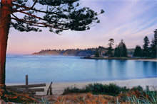 Norfolk Island offers tranquility but cannot rely on its history alone. Photo / Supplied