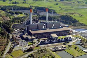 Huntly can supply up to one-fifth of national electricity needs. Photo / Dean Purcell