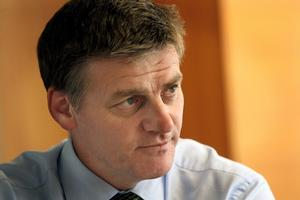 Finance Minister Bill English has come under fire. Photo / Marty Melville