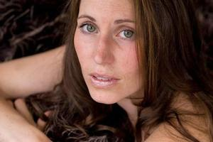 Caroline Sloan was disenchanted with Kiwi guys. Photo / Supplied