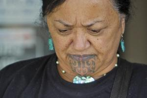 Rihi Vercoe, aunt of the late Hawea Vercoe, says the justice system supports the criminals and not the victims. Photo / Rotorua Daily Post