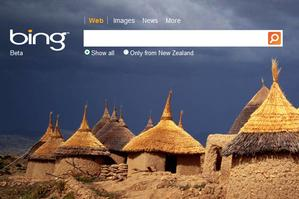 Bing aims to make it easier to navigate for entertainment choices. Photo / Supplied