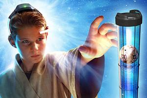 NeuroSky's technology has already found its way into games like the Force Trainer. Photo / Supplied