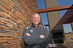 All Whites coach Ricki Herbert. Photo / Brett Phibbs