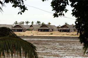 Fiji's Momi Bay resort, one of the projects of failed finance company Bridgecorp. Photo / Dean Purcell