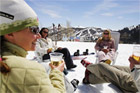 Utah's Park City boasts great skiing runs as well as world-class restaurants and nightlife. Photo / Supplied