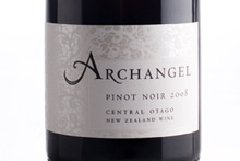 Archangel Central Otago Pinot Noir 2008. Photo / Babiche Martens