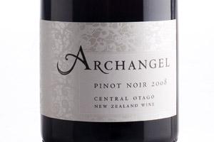 Archangel Central Otago Pinot Noir 2008. Photo / Babiche Martens