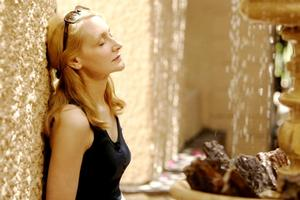 Patricia Clarkson in Cairo Time. Photo / Supplied